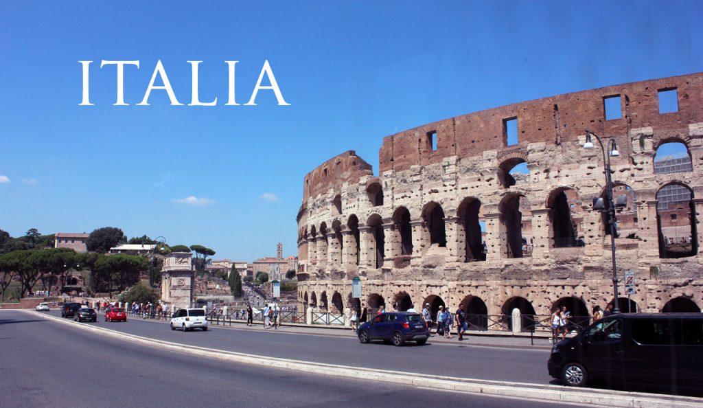 Colosseum Header