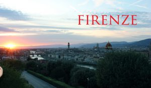 Wednesday, August 14 – Day 7 – Florence & Rome
